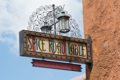 Spice Road Table Restaurant Sign