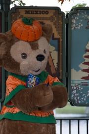 Halloween Duffy